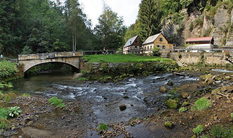 Germany - Sächsische Schweiz