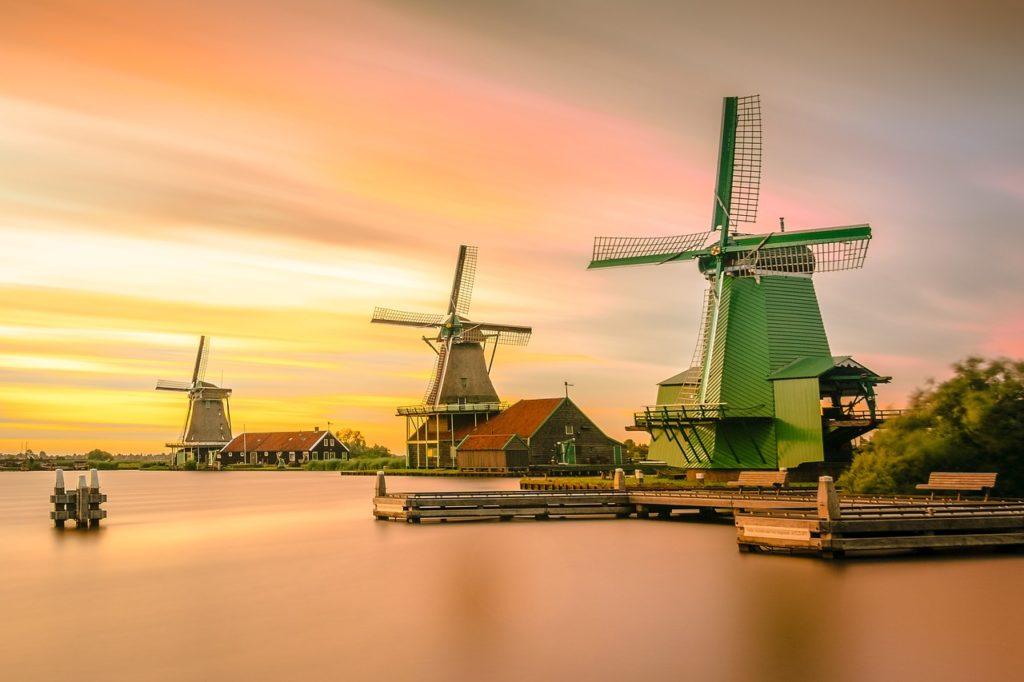 Netherlands-Windmills