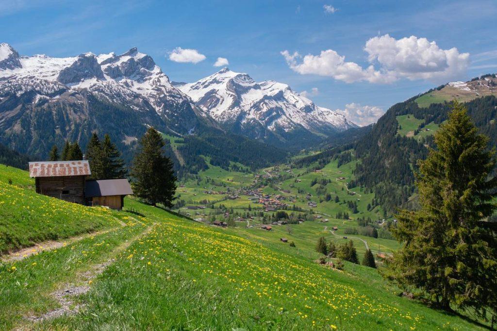 Switzerland - Berner Oberland