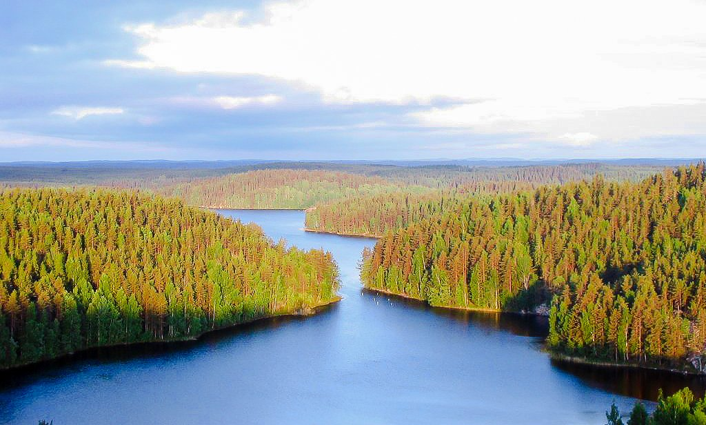Finland - Repovesi National Park